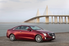 2015 Cadillac ATS Coupe Exterior in Abu Dhabi 001