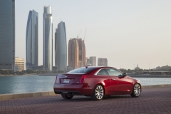 2015 Cadillac ATS Coupe Exterior in Abu Dhabi 005