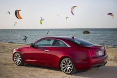 2015 Cadillac ATS Coupe Exterior in Abu Dhabi 006