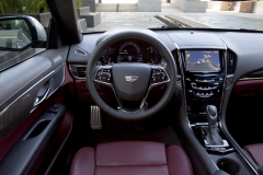 2015 Cadillac ATS Coupe Interior 001 - cockpit