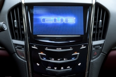 2015 Cadillac ATS Coupe Interior 003 - CUE system bootup screen