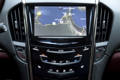 2015 Cadillac ATS Coupe Interior 006 - CUE system navigation