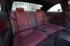 2015 Cadillac ATS Coupe Interior 015 - rear seats