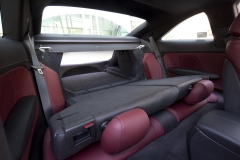 2015 Cadillac ATS Coupe Interior 017 - rear seats folded and trunk open