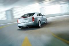 2015 Cadillac ATS Sedan Exterior 003