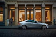 2015 Cadillac ATS Sedan Exterior 004
