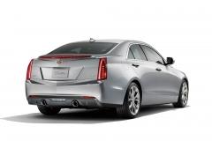 2015 Cadillac ATS Sedan Exterior 009
