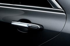 2015 Cadillac ATS Sedan Exterior 012 - illuminated door handle focus