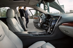 2015 Cadillac ATS Sedan Interior 001