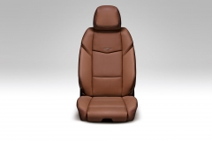 2015 Cadillac ATS Sedan Interior 004 - Front Seat Focus