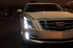 2015 Cadillac ATS Sedan Premium 2.0T Manual - exterior in winter - Alex Luft 005