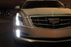 2015 Cadillac ATS Sedan Premium 2.0T Manual - exterior in winter - Alex Luft 006