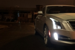2015 Cadillac ATS Sedan Premium 2.0T Manual - exterior in winter - Alex Luft 007