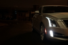 2015 Cadillac ATS Sedan Premium 2.0T Manual - exterior in winter - Alex Luft 008