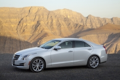 2015 Cadillac ATS Sedan and Coupe - Middle East 001