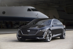 2016 Cadillac Escala Concept Exterior 002