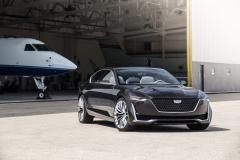 2016 Cadillac Escala Concept Exterior 010
