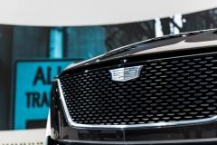 2016 Cadillac Escala Concept live at 2016 LA Auto Show 004 Cadillac logo