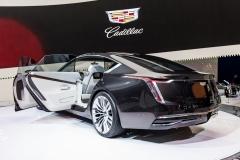 2016 Cadillac Escala Concept live at 2016 LA Auto Show 015 Cadillac logo