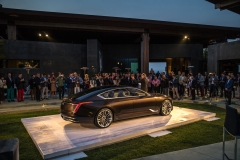 2016 Cadillac Escala reveal at 2016 Pebble Beach Concours d'Elegance 2