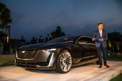 2016 Cadillac Escala reveal at 2016 Pebble Beach Concours d'Elegance 4