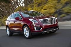 2017 Cadillac XT5 Exterior 015