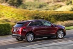 2017 Cadillac XT5 Exterior 018