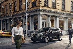 2017 Cadillac XT5 Exterior 02