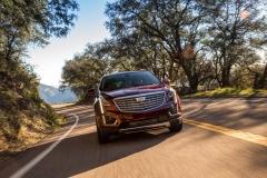 2017 Cadillac XT5 Exterior 020