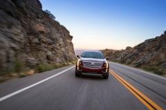 2017 Cadillac XT5 Exterior 026