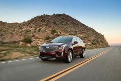 2017 Cadillac XT5 Exterior 027