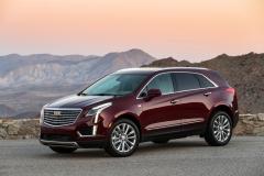 2017 Cadillac XT5 Exterior 028