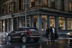 2017 Cadillac XT5 Exterior 03