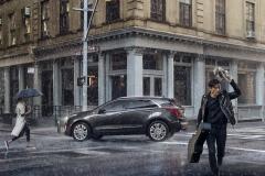 2017 Cadillac XT5 Exterior 04