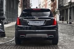 2017 Cadillac XT5 Exterior 08