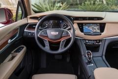 2017 Cadillac XT5 Interior 009