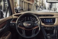 2017 Cadillac XT5 Interior 01