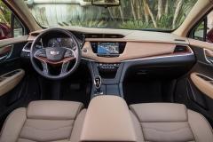 2017 Cadillac XT5 Interior 010