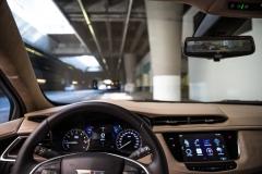2017 Cadillac XT5 Interior 015 Rearview Camera Mirror