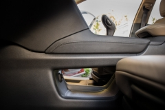 2017 Cadillac XT5 Interior 018 Floating Center Console