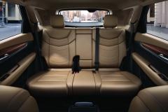2017 Cadillac XT5 Interior 02