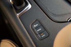 2017 Cadillac XT5 Interior 023 Driving Modes and AWD Selector