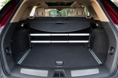 2017 Cadillac XT5 Interior 025 Trunk With Rails