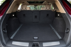 2017 Cadillac XT5 Interior 026 Trunk With Seats Up