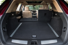 2017 Cadillac XT5 Interior 027 With Half Seats Down