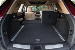 2017 Cadillac XT5 Interior 027 With Half Seats Down