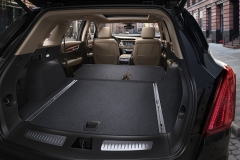 2017 Cadillac XT5 Interior 07