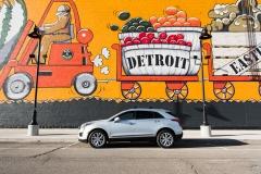 2017 Cadillac XT5 Platinum Exterior 001