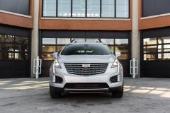 2017 Cadillac XT5 Platinum Exterior 006