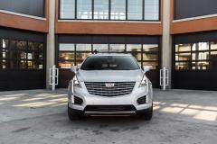 2017 Cadillac XT5 Platinum Exterior 007